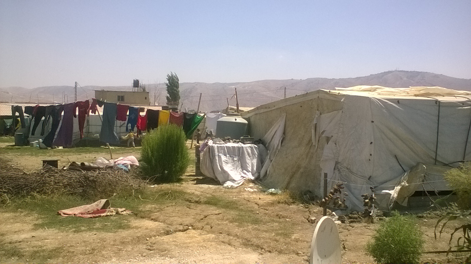 Telttoja, Beni Khalid