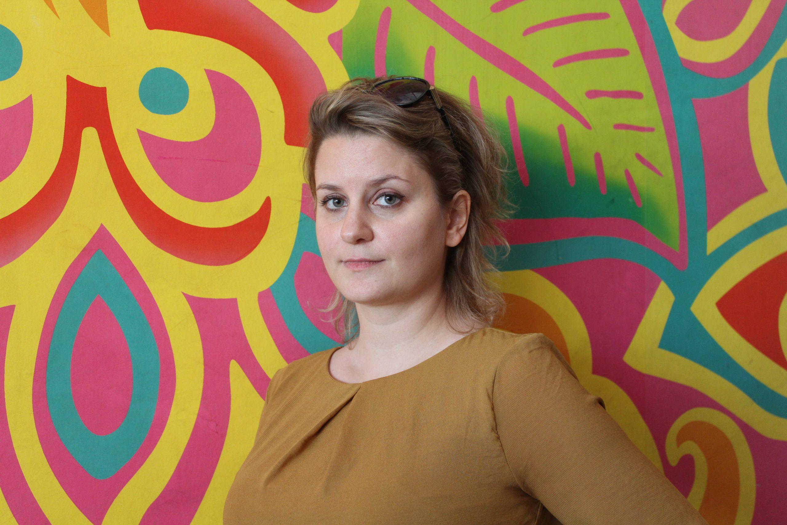 FIMEn uusi tutkija Sandra Nasser El-Dine